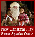 New Christmas Play - Santa Speaks Out